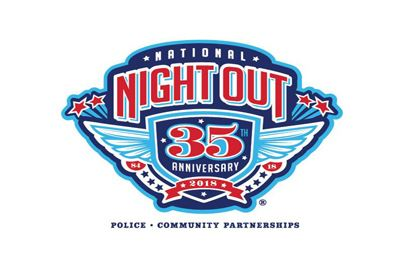 2018 National Night Out logo