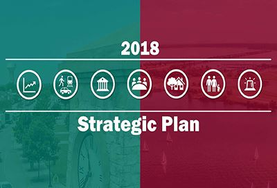 Cover of the 2018 Strategic Plan
