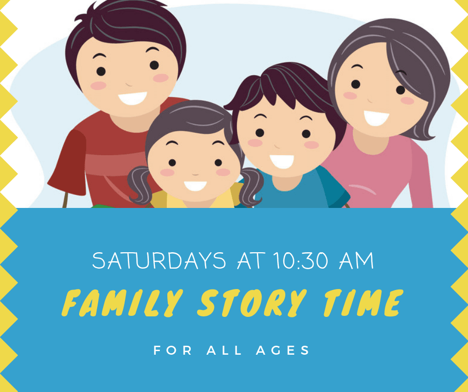 Generic Saturday Family Story Time
