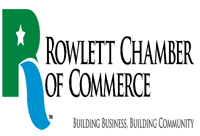 Rowlett Chamber of Commerce logo