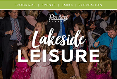 Cover image of Spring 2019 Lakeside Leisure