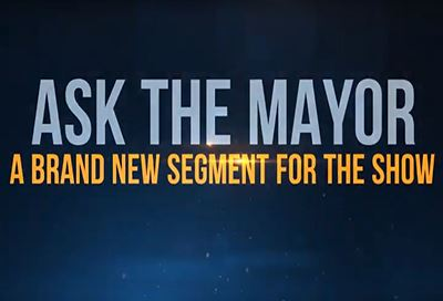 Ask the Mayor grapic