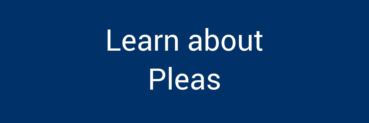 Learn about Pleas
