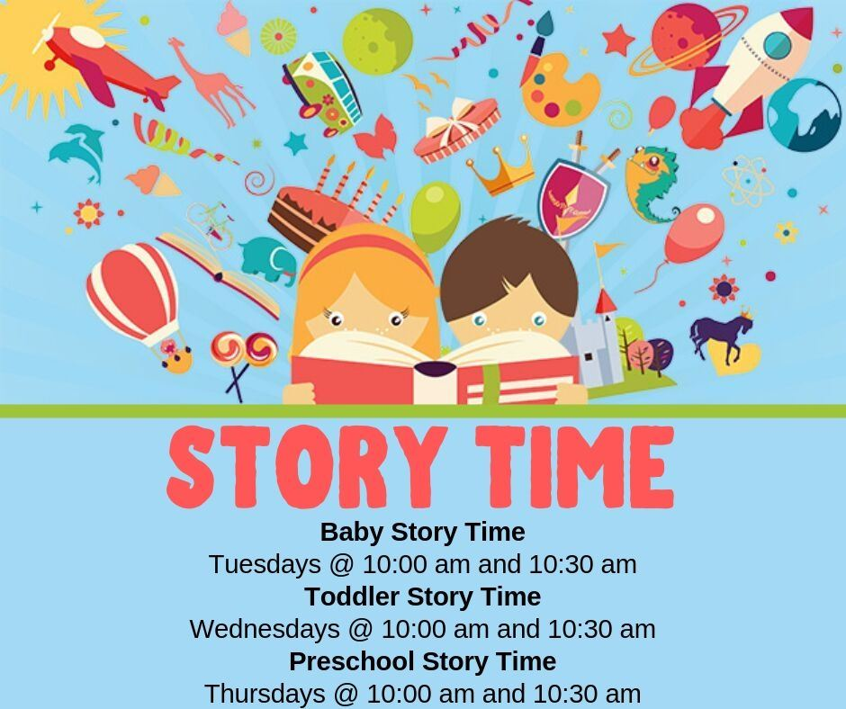Storytime-Fall 2019