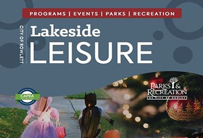 Lakeside Leisure Fall 2019 catalog cover