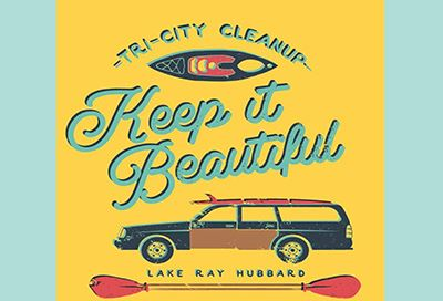 Tri-City Cleanup Poster