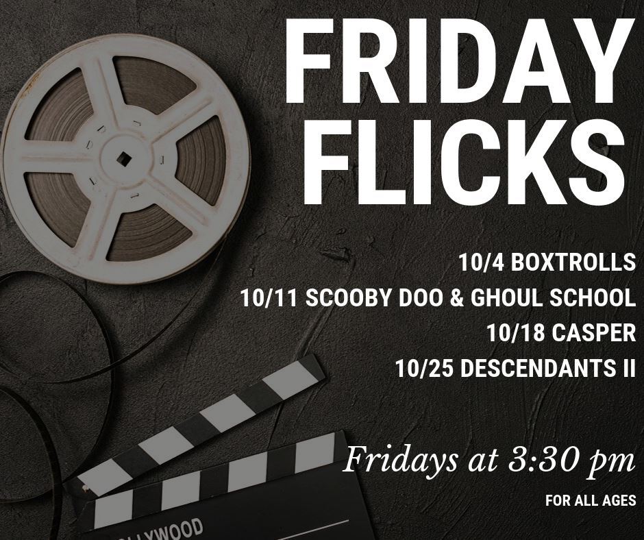 Friday Flicks October