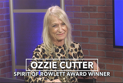 Photo of Ozzie Cutter - Sprit of Rowlett winner for February 2020