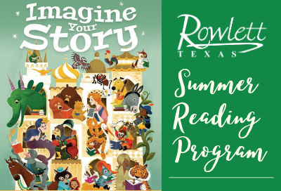 Imagine Your Story Summer Reading Program