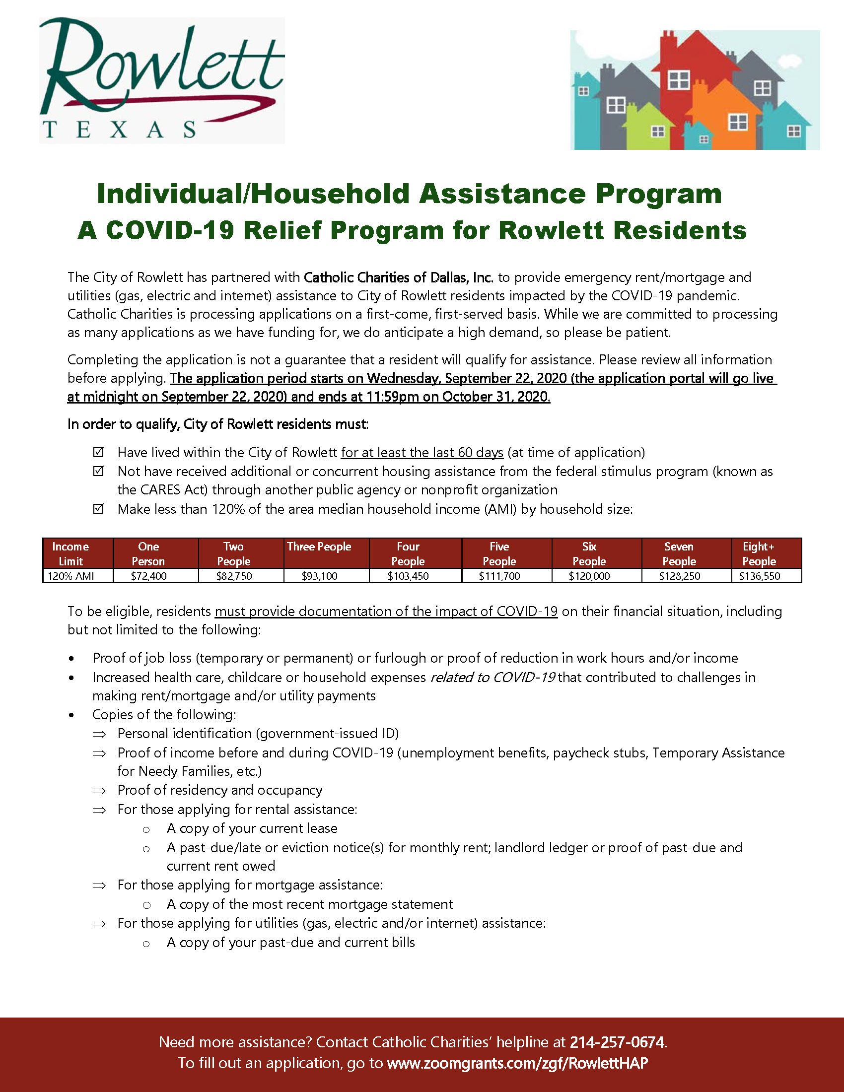 Rowlett Individual and Household Assistance Program Information Final 9-18-20_Page_1