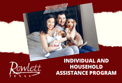 Rowlett Individual and Household Assistance