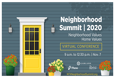 Neighborhood Summit 2020
