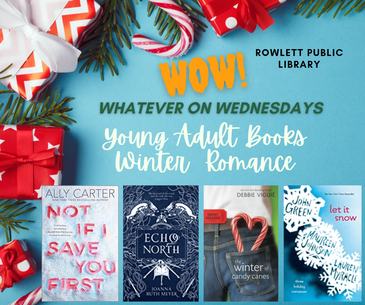 WoW 12-2-2020 Winter Romance Bks