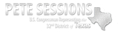 Pete Sessions Logo